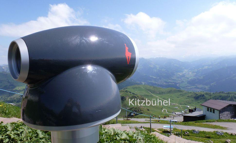 Detailbild: Viscope kitzbhel