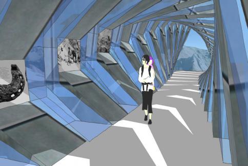 Grenztunnel 16