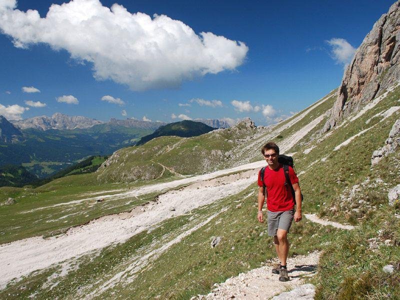Detailbild: Dolomiten