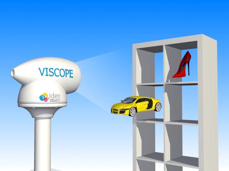 Detailbild: Viscope regal2