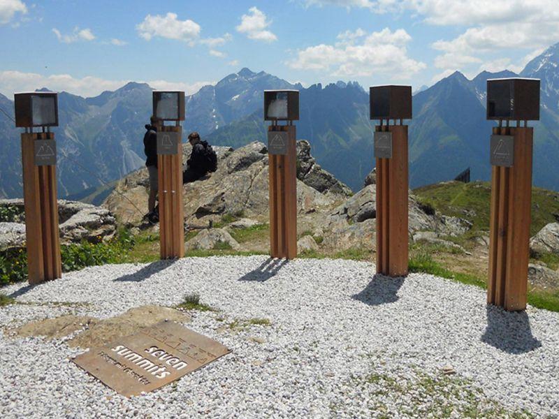 Detailbild: Seven summits 2