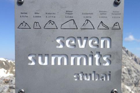 Seven summits 3