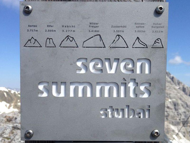 Detailbild: Seven summits 3