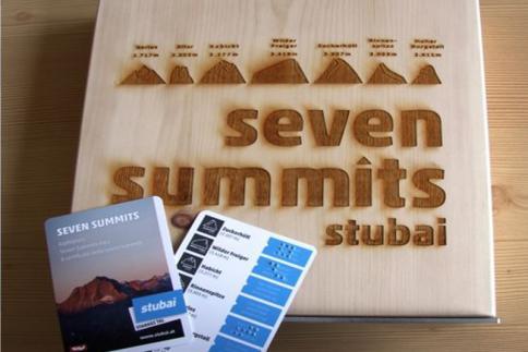 Seven summits 5